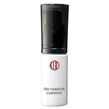 Koh Gen Do Aqua Foundation Illuminators, White, .61 fl oz