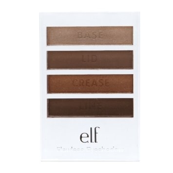e.l.f. Flawless Eyeshadow - Beautiful Browns