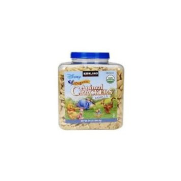 Costco Wholesale Kirkland Disney Organic Animal Crackers