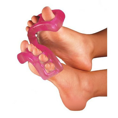 Healthytoes Toe Stretchers, Pink, Small