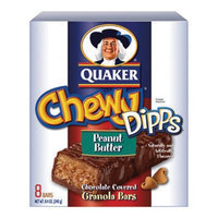 Quaker® Chewy Dipps, Chocolate Covered Peanut Butter