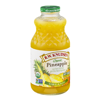 R.W. Knudsen Organic Juice Pineapple