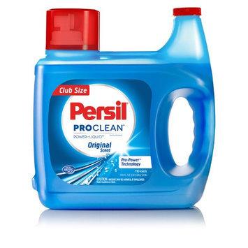 Persil ProClean Power-Liquid Laundry Detergent, Original Scent (110 loads)