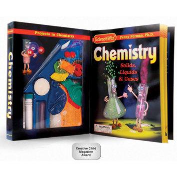 ScienceWiz Products ScienceWiz Chemistry Kit Ages 5-10
