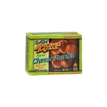 Meal Mart Amazing Meals Kosher Parve Cheese Ravioli In Tomato Sauce -12 Oz.