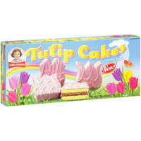 Little Debbie Snacks Tulip Creme Filled Cakes, 10ct