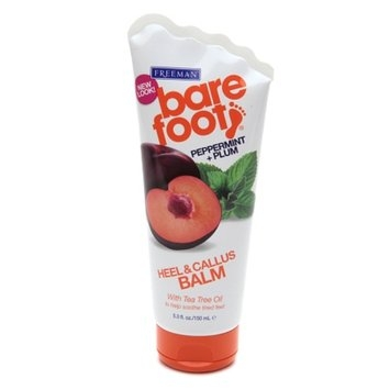 Freeman Bare Foot Shea Butter Heel & Callus Balm