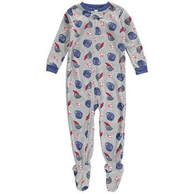 Carter's Baby Boys' 1-Piece Fleece Footed Pajamas [Fire Truck, 12 Months]