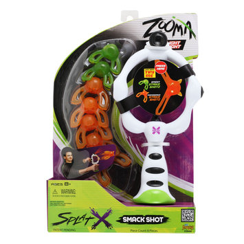 Imperial Toy Corporation Zooma Splat-X Smack Shot