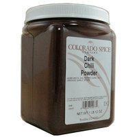 Colorado Spice Chili Powder, Dark Ground, 28-Ounce Jars (Pack of 2)