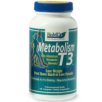 BioMD Nutraceuticals Metabolism T3