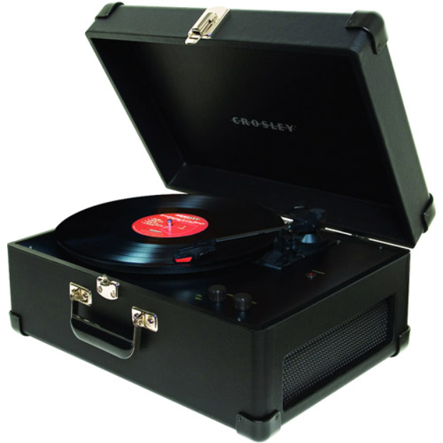 Crosley Radio Traveler Turntable