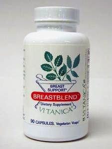 BreastBlend Vitanica 90 Caps