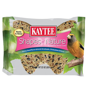 Kaytee Products 22 Oz Butterfly Seed Cake (100516818) - 6/Box