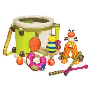 B. toys B. Parum Pum Pum Drum