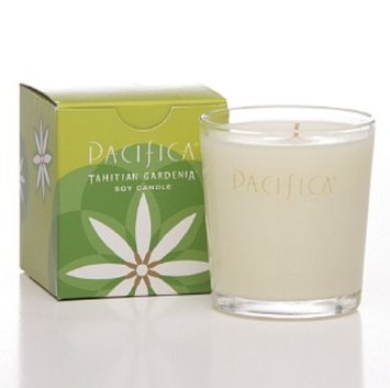Pacifica Soy Candle