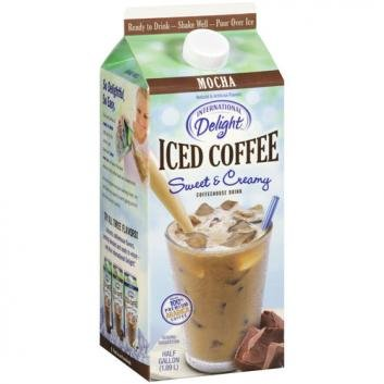 International Delight Mocha Sweet & Creamy Iced Coffee