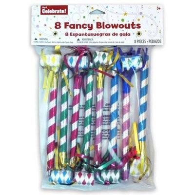 Generic Fancy Foil Blowers, 8-Pack