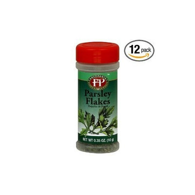 Fancy Pantry Parsley Flakes, 0.35-Ounce (Pack of 12)