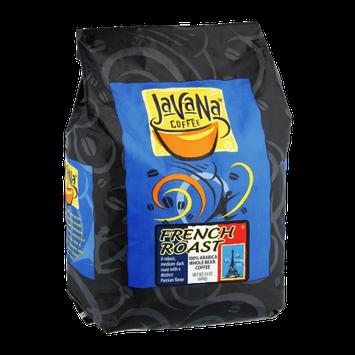 JavaNa Coffee French Roast 100% Arabica Whole Bean Coffee