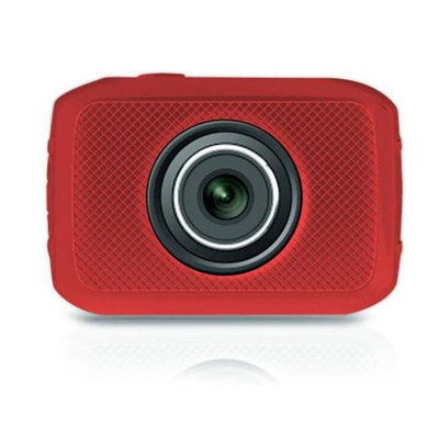 PYLE-SPORT PSCHD30RD 5.0 Megapixel 720p Sport Action Camera with 2 Touchscreen