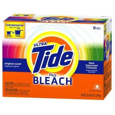 PG Procter & Gamble 27814 56 Oz Original Ultra Powder Detergent With Bleach