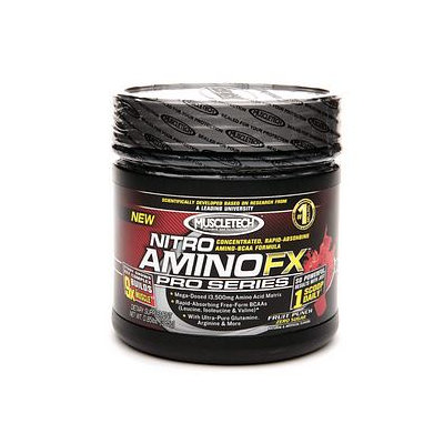 MuscleTech Nitro Amino FX Pro Series