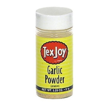 Texas Joy Garlic Powder, 3.25-Ounce (Pack of 6)