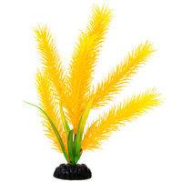 Top Fin Artifical Yellow Hair Aquarium Plant