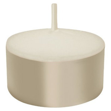 Lumabase 7 Hour Tea Light Candles - White (100 Count)
