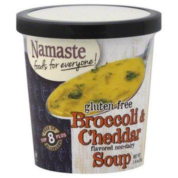 Namaste Foods - Gluten Free Broccoli & Cheddar Soup - 1.4 oz.