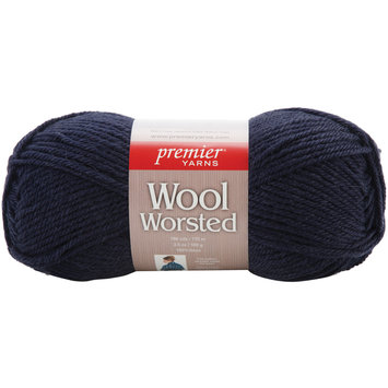 Shreeram Overseas Premier Yarns Wool Worsted Yarn Navy