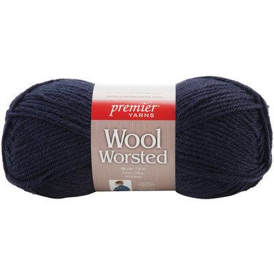 Shreeram Overseas Premier Yarns Wool Worsted Yarn Navy
