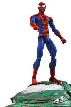 Diamond Select Marvel Select: Spider-Man Action Figure