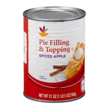 Ahold Pie Filling & Topping Spiced Apple