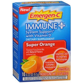 Emergen-C Immune+, Orange