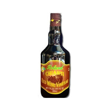 Roland Vinegar Chianti Red Wine - 17 oz. Jar