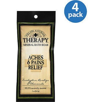 Village Naturals Therapy Village Naturals Aches & Pains Relief Mineral Bath Soak