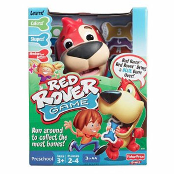Mattel Red Rover Game, Ages 3+, 1 ea