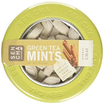 Frontier Natural Foods Frontier Natural Products 225856 Green Tea Leaf Mints Bombay Chai