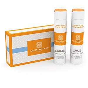 Andre Walker Keratin Shampoo and Conditioner Gift Set