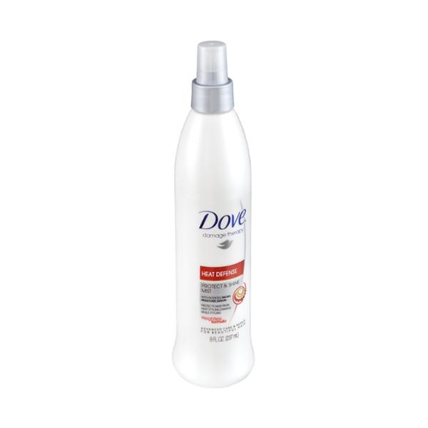 Dove Damage Therapy Heat Defense Protect & Shine Mist