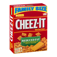 Cheez-It® Sunshine Baked Snack Crackers Family Size Reduced Fat