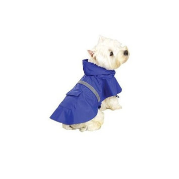 Guardian Gear Pet Rain Pet Jacket - Blue