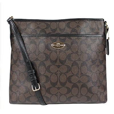 Coach Signature File Crossbody Bag 34938 []