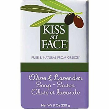 Kiss My Face Corp. Kiss My Face Bar Soap Olive and Lavender 4 oz