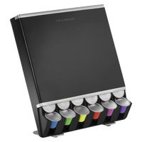 Mind Reader Nespresso Capsule Dispenser 42 Capacity - Black