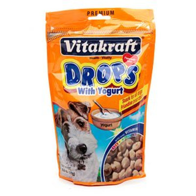 Vitakraft Drops with Yogurt for Dogs