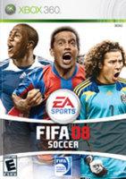 EA FIFA 08 Soccer Xbox 360