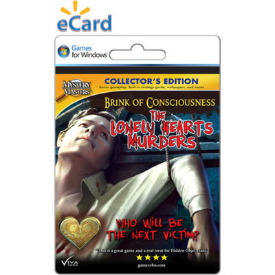 Viva Media Brink of Consciousness Lonely Hearts Murder (Email Delivery)